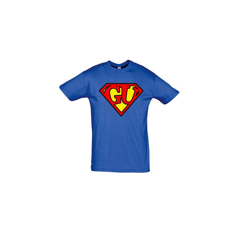 T-Shirt Enfant Super Héro GU