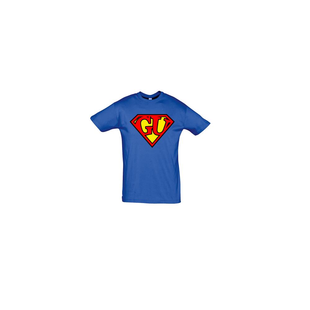 T-Shirt Enfant Super Héro GU