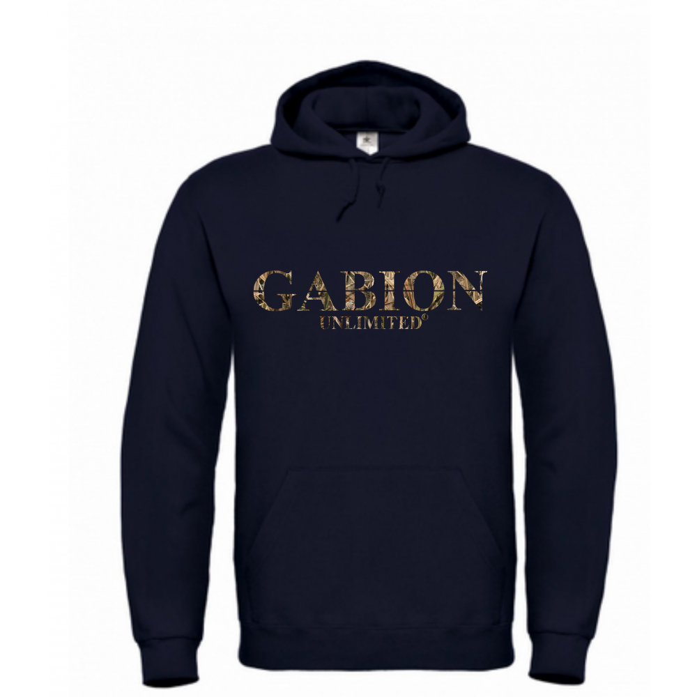 Sweat Gabion Unlimited pour la chasse du gibier d'eau.