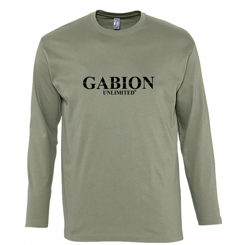 T-shirt manches longues Gabion Unlimited