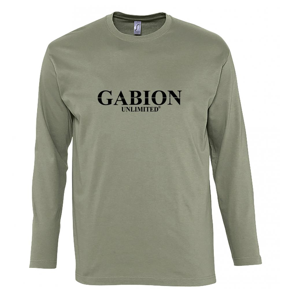 T-shirt manches longues Gabion Unlimited